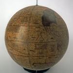 Erdglobus, Löwen, um 1535