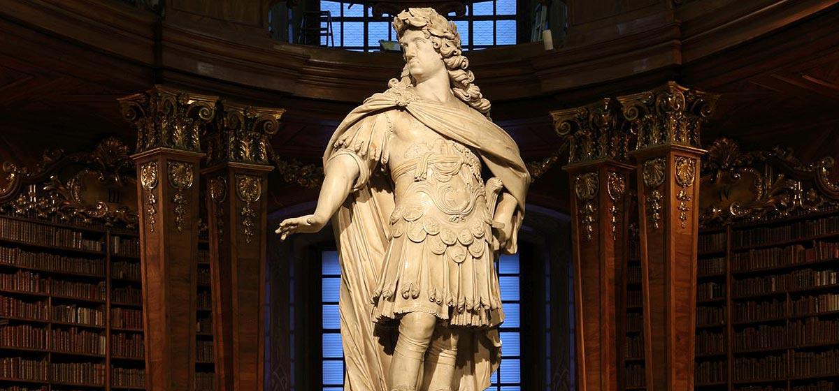 Statue Karl VI.